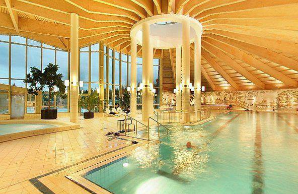 Aquacentrum Raupennest Altenberg, 14 km od pension u rkbu, Mikulov